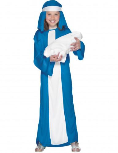 Déguisement Marie fille Noël