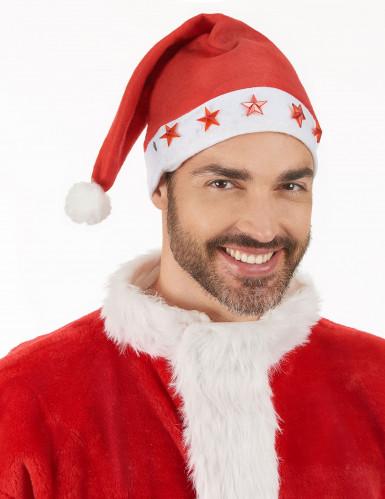 Bonnet lumineux Père Noël-2