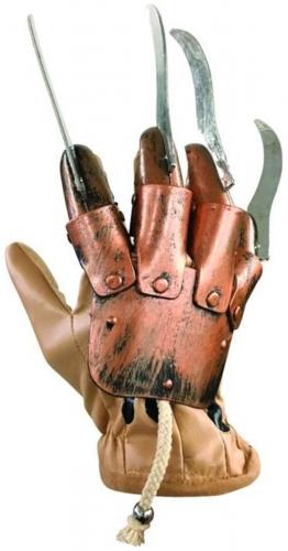 Gant luxe Freddy Krueger™ adulte-1
