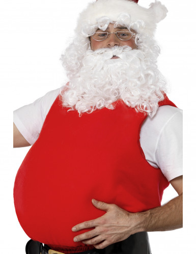 Ventre Père Noël adulte