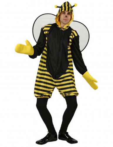 Déguisement abeille adulte