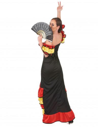Déguisement danseuse flamenco femme-2