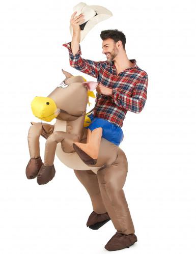Déguisement cheval gonflable adulte-1