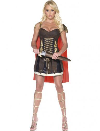 Déguisement sexy gladiateur femme