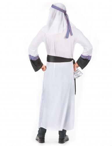 Déguisement cheikh arabe homme-2