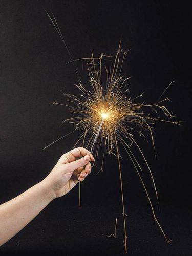 10 Cierges magiques 25 cm-1