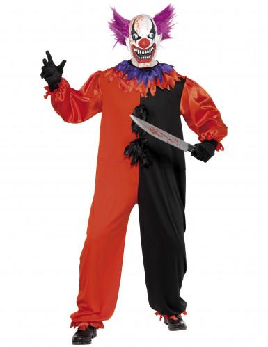 Déguisement clown terrifiantadulte