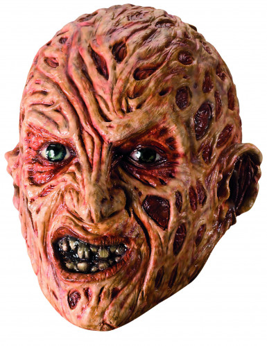 Masque 3/4 Freddy Krueger™ adulte