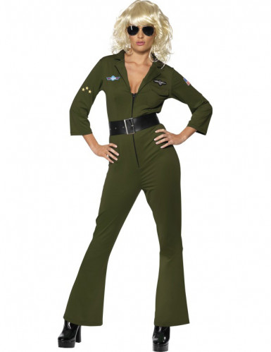 Costume aviateur Hottie Top Gun™ femme