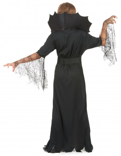 Déguisement sorcière araignée fille Halloween-2