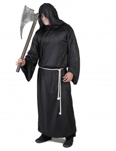 Déguisement faucheur lugubre homme Halloween-1