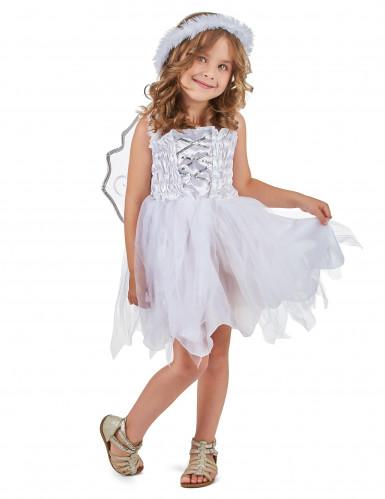 Déguisement ange princesse fille