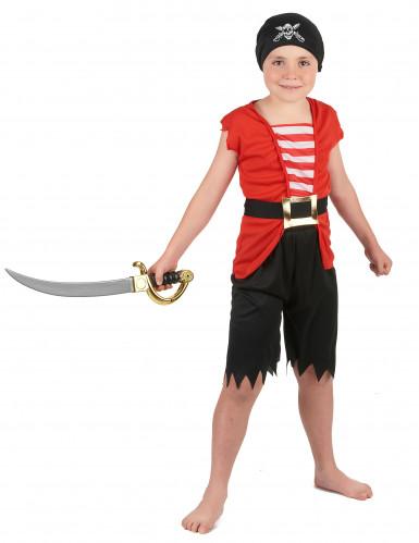 Déguisement pirate corsaire garçon