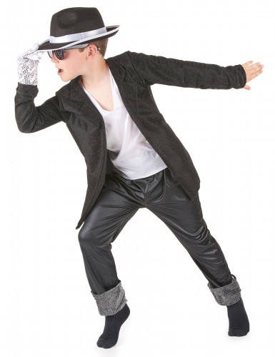 Déguisement star de la pop chic garçon
