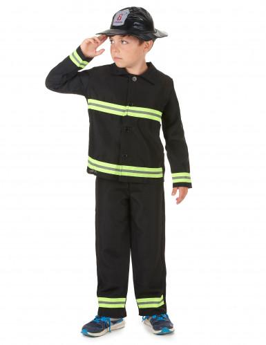 Déguisement pompier garçon-1
