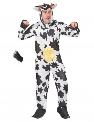 Déguisement vache adulte
