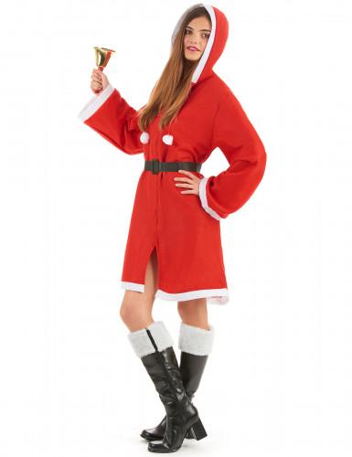 Manteau de Noël pour femme-1