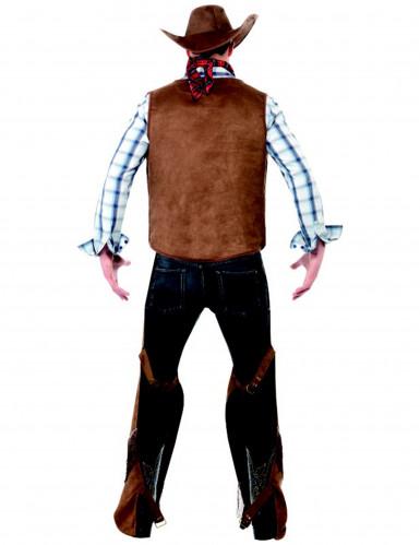 Sur-pantalon cowboy western homme-1