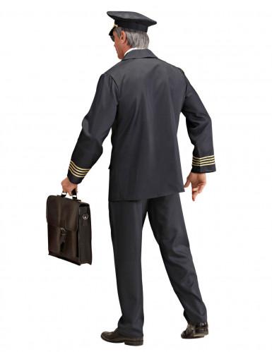 Déguisement capitaine d'avion homme-1