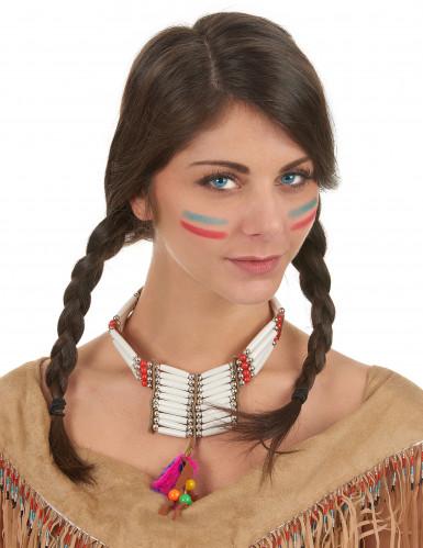 Collier indien femme-1