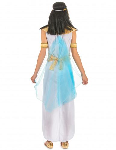 Déguisement reine d'Égypte avec coiffe femme-2