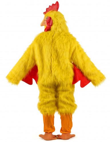 Déguisement poulet adulte-2