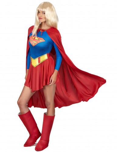 Déguisement Supergirl™  femme-1