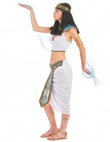 Déguisement court reine d'Égypte femme-2
