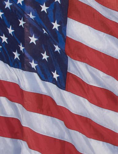 Nappe en plastique drapeau USA 137 x 259 cm-1