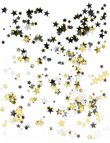 Confettis étoiles Hollywood-1