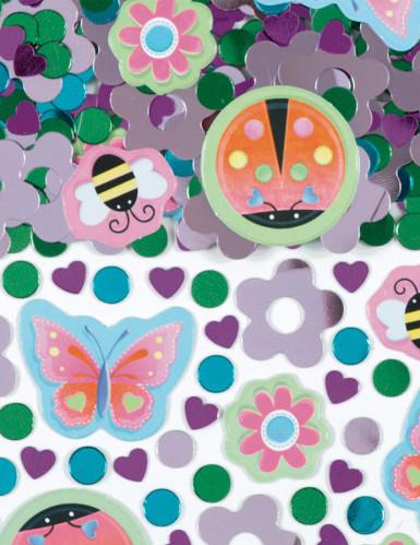 Confettis garden girl