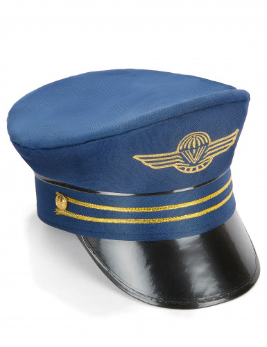 Casquette capitaine adulte