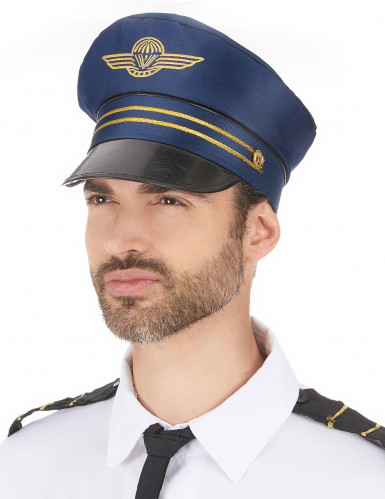 Casquette capitaine adulte-1