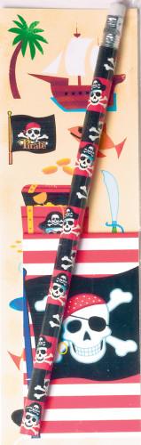 Kit papeterie Pirate