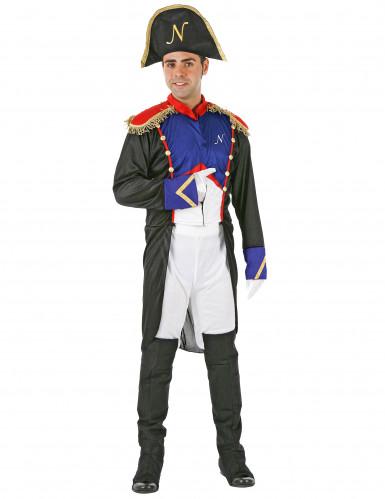 Déguisement empereur français homme