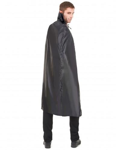 Cape noire de dracula Halloween homme-1