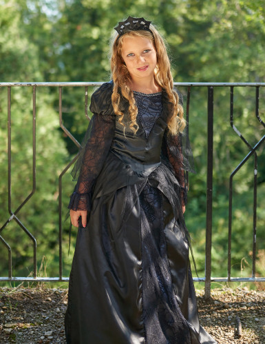 Déguisement comtesse fille Halloween-1