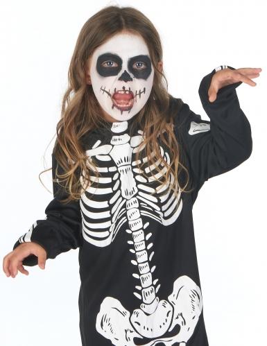 Déguisement squelette fille Halloween-3