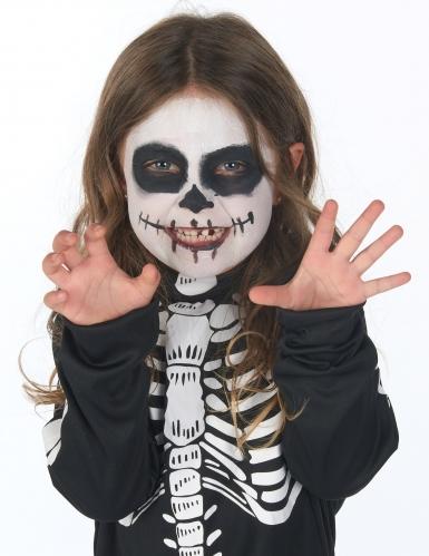 Déguisement squelette fille Halloween-4