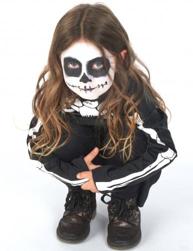 Déguisement squelette fille Halloween-5