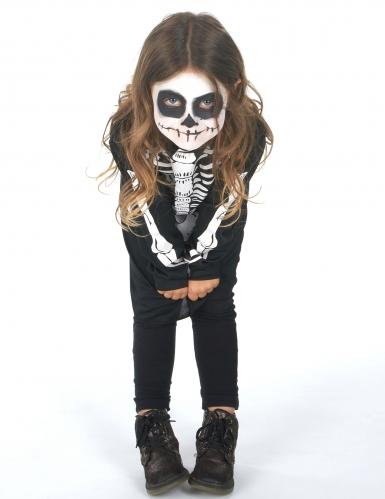 Déguisement squelette fille Halloween-6