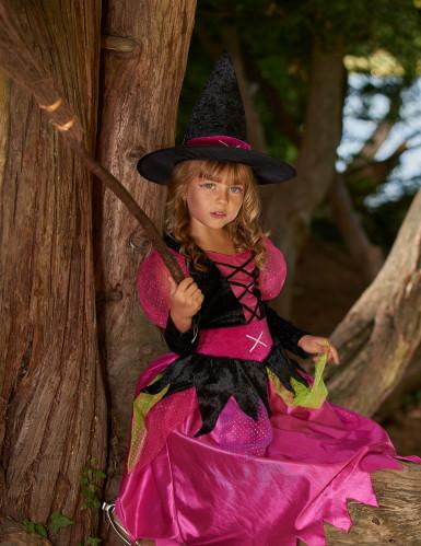 Déguisement sorcière fille Halloween-4