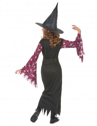 Déguisement sorcière fille Halloween-2