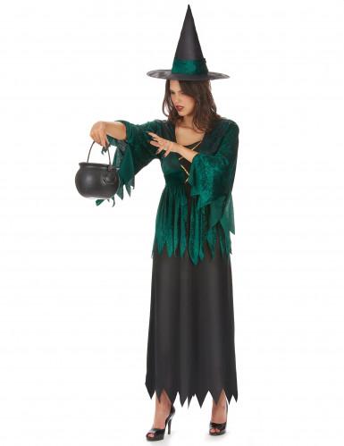 Déguisement sorcière femme Halloween-1