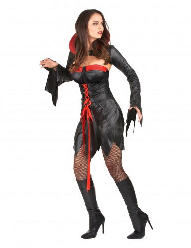 Déguisement vampire sexy femme Halloween-1