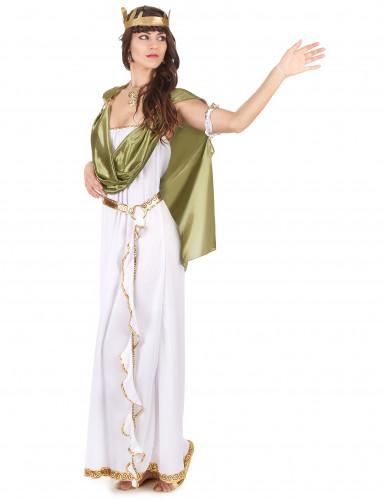 Déguisement déesse grecque chic femme-1