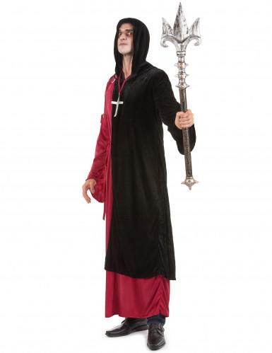 Deguisement  moine sinistre Halloween homme-1