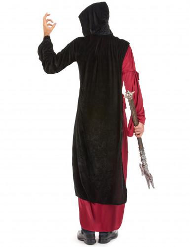 Deguisement  moine sinistre Halloween homme-2
