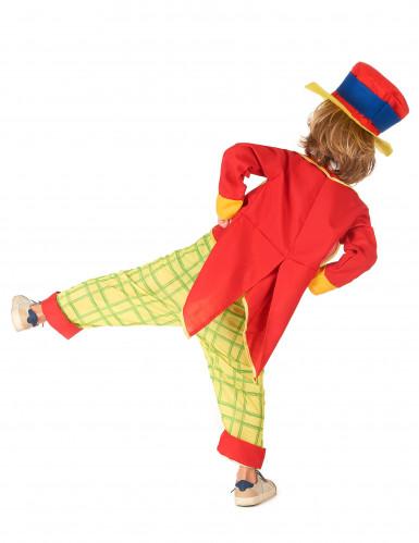 Déguisement clown amusant garçon-2