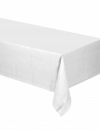 Nappe blanche en papier